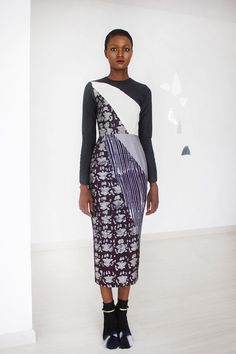 Maki Oh | Fall 2014 Ready-to-Wear Collection | Style.com