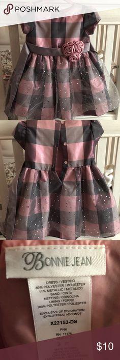 Toddler dress Toddler dress worn once Bonnie Jean Dresses Formal