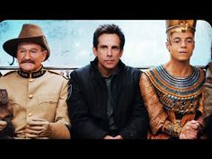 Night at the Museum 3: Secret of the Tomb Trailer 2014 Movie - Official [HD] - YouTube