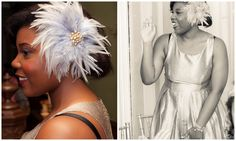 Harlem Renaissance Wedding Theme   Are you looking for unique wedding accessories to wear on your wedding ...