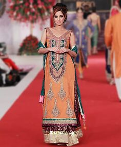 Mehdi Bridal Dresses Collection For Wedding 2013 at Pantene Bridal Couture Week San Jose California