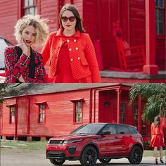 Artists Cleo Wade and Liza Voloshin visit the local art scene in for and paint the town red. Landrover Range Rover, Range Rover Evoque, Above And Beyond, Make Art, The Locals, Palm Beach, New Orleans, Scene, Artists