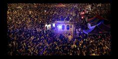 Prensa #china calla sobre #protestas en Hong Kong