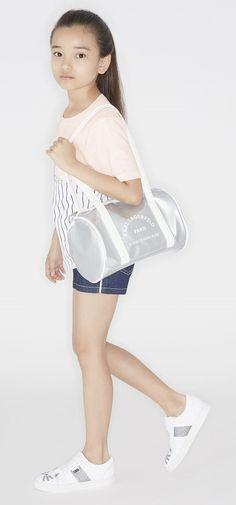 KARL LAGERFELD KIDS SS 2019 Karl Lagerfeld Kids, Ss, Ballet Skirt, Girls, Style, Fashion, Toddler Girls, Swag, Moda