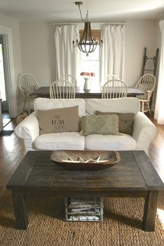 salle manger living room dining room reveal nest of bliss