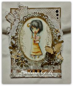 Cards by Barbara ~ SC Novel ~