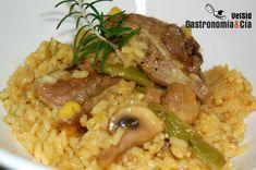 Receta de Arroz con cordero | Gastronomía