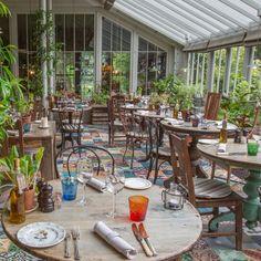 THE PIG Hotel, Restaurant in Brockenhurst, New Forest Hampshire Forest Restaurant, Pig Restaurant, Greens Restaurant, Terrace Restaurant, Restaurant Ideas, Forest Cafe, New Forest, The Pig Hotel, Garden Buildings