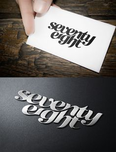 logo / Seventy Eight 2 by M. Fairuzulhaq aka Rapsick