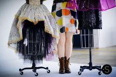 Nashville Fashion Week - O'More College of Design student work was on ...