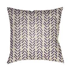 Tossthis lovelypillowatop a neutral sofa for a touch of texture, or pair it with cozy throws for a layered look.