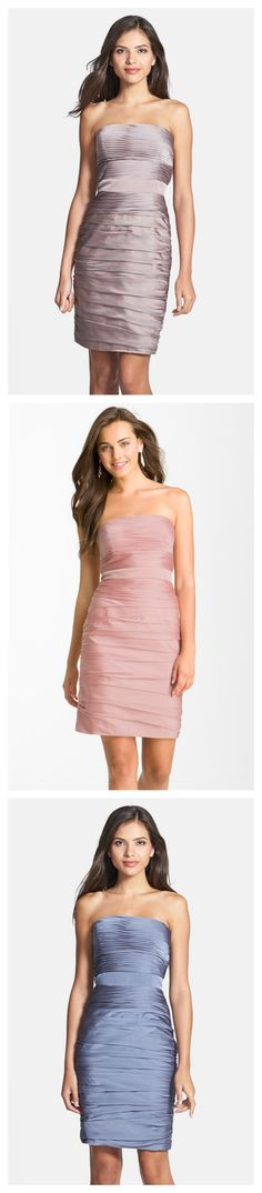 These would make gorgeous bridesmaid dresses!