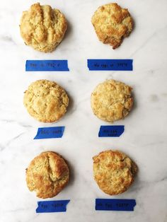 Biscuit Recipe Test - Adding an Egg to Biscuit Dough