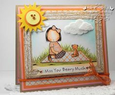 I made this card with the MFT Pure Innocence On a Picnic Stamp set and used the Chalkboard Frame Builder Die-namics, I used the LJD Western Backgrounds Stamp Set. I also used the Jumbo Cloud STAX Die-namics, You Move Me Die-namics, and the Sunshine Die-namics.