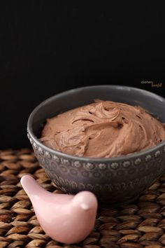 Chocolate Ganache Frosting. Easy and Delicious. from #dietersdownfall.com