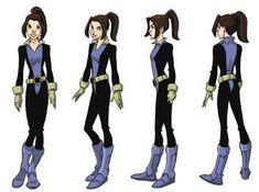 X Men Evolution Shadowcat