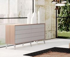 Garcia Sabate Contemporary Chest of Drawers in Various Colours