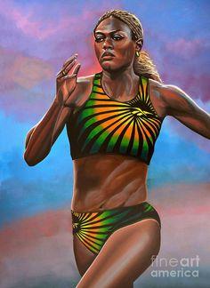 Body Painting Soccer, Sports Painting, Hulk Vs Superman, Black Women Art, Black Art, Most Famous Artists, Vs The World, Football Girls, African American Artist