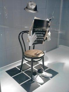Porque interiores também é vitrinismo... Com efeito, a atracção pelos produtos expostos nas montras das lojas é baseada em verdadeiras ...