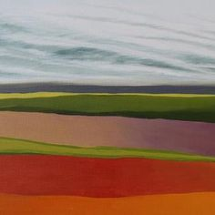 The Field #2 from Rock Paper Scissors for $350.00