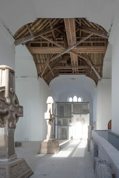 Medieval Mile Museum Kilkenny Ireland / McCullough Mulvin Architects