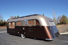 1950 Westcraft Coronado after its full restoration! Flyte Camp, LLC