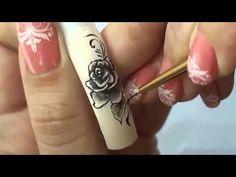 Слайдер-дизайн от Марины Щегловой - YouTube