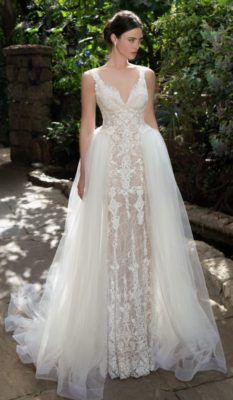 Naama & Anat Wedding Dress Inspiration