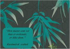 Kashmirsk ordtak Plant Leaves, Plants, Beautiful, Plant, Planets