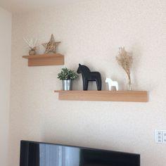 """無印の""""壁に付けられる家具""""はシンプルで使いやすいこと以外にも、人気の理由があったんです…!"""