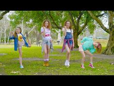 P!nk - Get The Party Started (MattyBRaps Cover ft Haschak Sisters & Adee Sisters) - YouTube