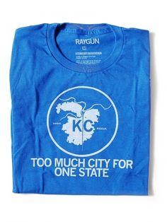 Some Kansas City humor..