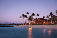 four seasons hulalai` on the big island hawaii