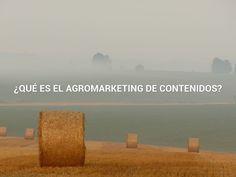 Actualmente es una estrategia utilizada por un mínimo de marcas agroindustriales. El AgroMarketing de contenidos es crear contenido relevante y valioso para atraer a los clientes de tu sector productivo o de servicios, con el objetivo de convertirlos en nuevos clientes.