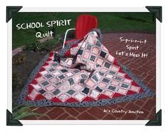 Moda Bake Shop: School Spirit Quilt