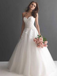 Wedding Dresses Hochzeitskleider - http://www.1pic4u.com/blog/2014/09/14/wedding-dresses-hochzeitskleider-448/