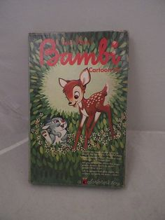 Bambi colorforms ... COLORFORMS another blast from the past! Marcie Fleischman