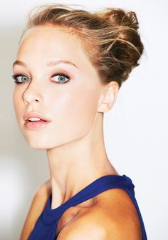 What's hot for 2013? A fresh face and neutral colors are always a do!