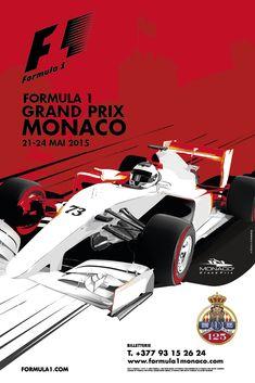 2015  GP Automobile Club de Monaco — Grand Prix de Monaco F1