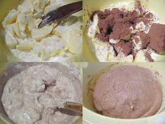 prajitura-frantuzeasca-1 Camembert Cheese, Deserts, Ice Cream, Cookies, Food, Sweets, Raspberries, No Churn Ice Cream, Crack Crackers