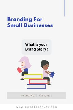 Branding for small businesses can be a confusing task if you're not familiar with the process. Don't worry–this blog post covers the basics. 🙌🏼 The Branded is helping brands grow to reach their full potential. Connect with us because we can do it for your business, too! Brand Story, Family Guy, Branding, We Can Do It, Small Businesses, Connect, Fictional Characters, Guys, Cover