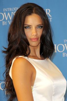 Adriana Lima. She is so gorgeous!