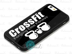 Crossfit Protein Kettlebells iPhone 6 Case Cover