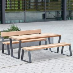 Campus Table. Length: 2180mm. Width: 804mm. Height: 780mm.