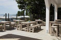 Die nächste Outdoorsaison kommt bestimmt. Wir planen Ihre Außenbereiche und Terrassen. Stuhlfabrik Schnieder, Lüdinghausen. Produktdetails: http://www.schnieder.com/gastronomiemoebel/outdoor/aussengastronomie-terrassenbestuhlung-outdoormoebel-biergartenbaenke/bank-outdoor-40981.html