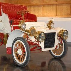 1906 Cadillac Model M at LeMay - America's Car Museum Tacoma, WA #Kids #Events