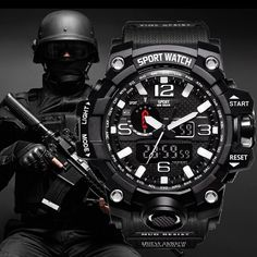 Shop & Buy G style Shock Watches Men Military Army Mens Watch Reloj Led Digital Sports Wristwatch Male Gift Analog Automatic Watches Male Online from Aalamey Army Watches, Sport Watches, Watches For Men, Mens Military Watches, G Shock Watches Mens, Gps Watches, Analog Watches, Casual Watches, Digital Sports Watch
