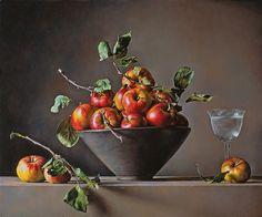 Gianluca Corona, oil on board, cm 50 x 60. www.salamon.it