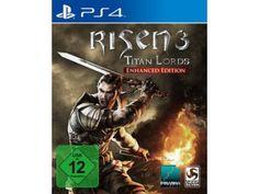 Risen 3  Enhanced Edition  PS4 in Rollenspiele RPG FSK 12, Spiele und Games in Online Shop http://Spiel.Zone