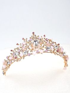 These Disney Princess-Inspired Tiaras Are Actually Magical - These Disney Princess-Inspired Tiaras Will Help You Channel Your Inner Royalty Source by emmaulbricht - Crown Aesthetic, Princess Aesthetic, Cute Jewelry, Hair Jewelry, Bridal Jewelry, Princess Tiara, Disney Princess Jewelry, Disney Princess Dresses, Princess Aurora